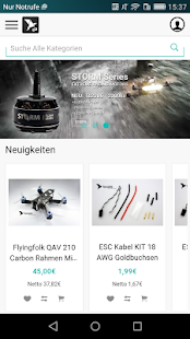 Flyingfolk FPV Racing Shop- screenshot thumbnail