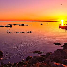 by Renaud Igor - Landscapes Sunsets & Sunrises