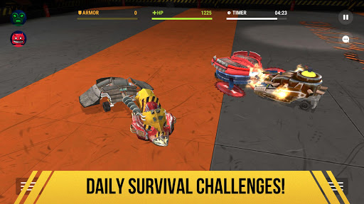 Robot Fighting 2 - Minibots 3D  screenshots 4