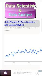 Data Scientist VS Data Analyst - náhled
