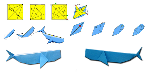 macam-macam origami | Fachri's Blog | 250x512