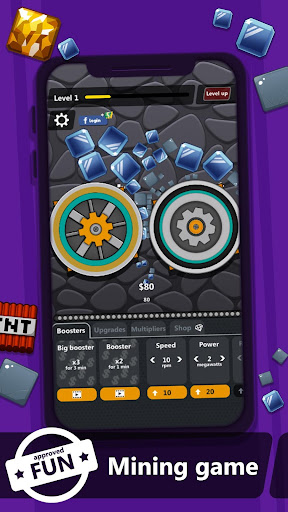 Grind my Gears - Idle Fun 1.0.14 screenshots 1