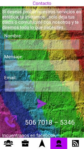 android Centro de terapias san germain Screenshot 2