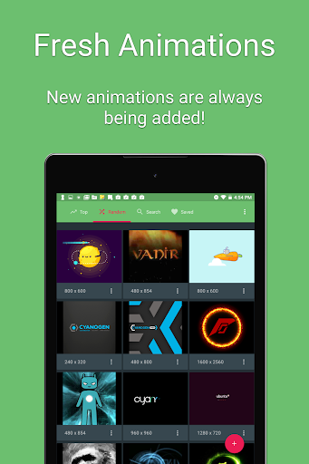 Boot Animations for Superuser v3.1.2.0 [Unlocked]