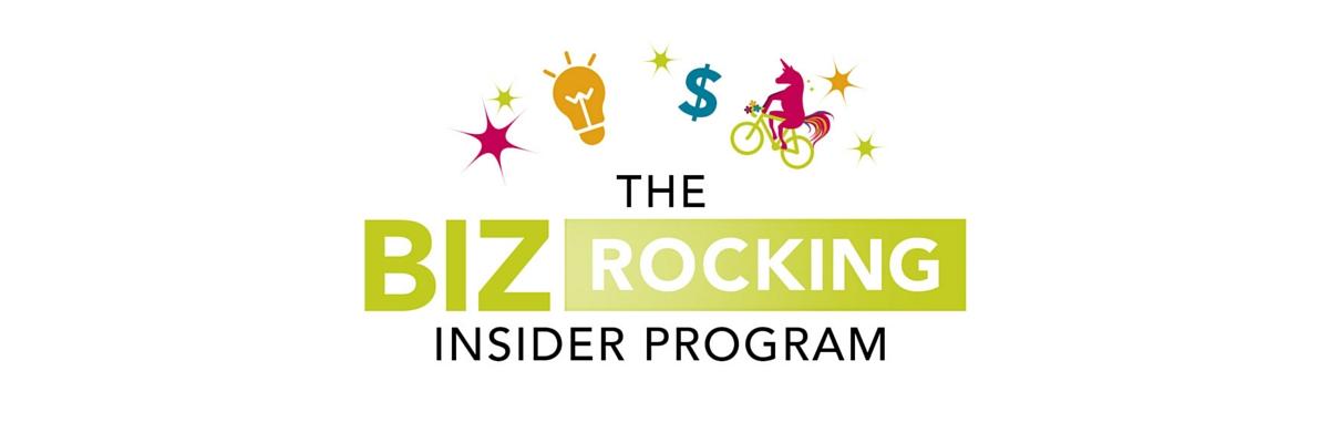 The Biz Rocking Insider Program