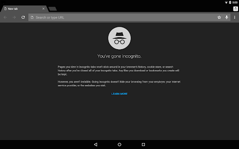 Chrome Canary (Unstable) 71.0.3552.0