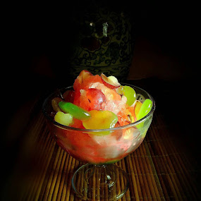 sweet kolang kaling  by Dwi Ratna Miranti - Food & Drink Candy & Dessert