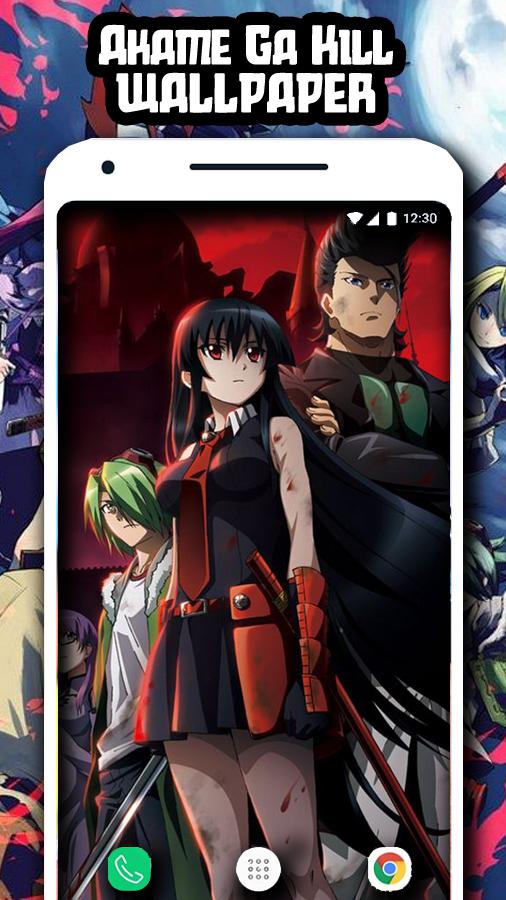 Akame Ga Kill Wallpaper Untuk Android Apk Unduh