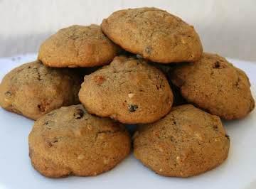 Nana's Persimmon Cookies