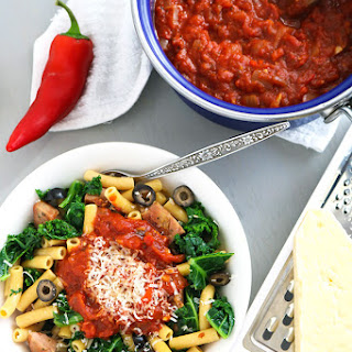 Penne Marinara Recipes