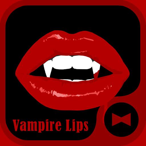 Vampire Lips Free Theme