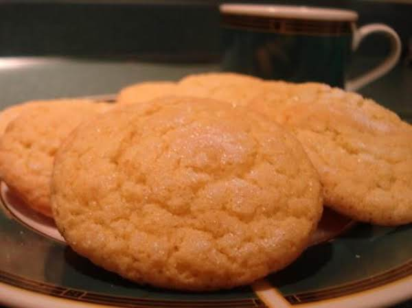 Cream Cheese Sugar Cookies Recipe