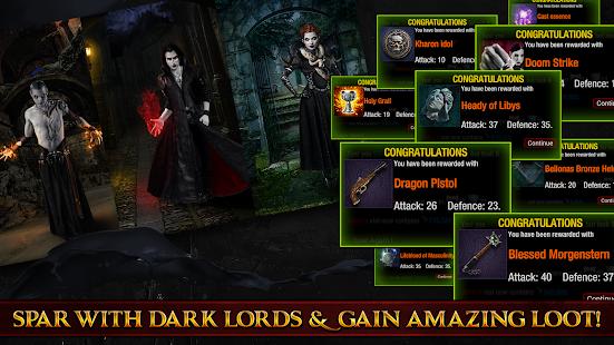 Vampires Dark Rising 5