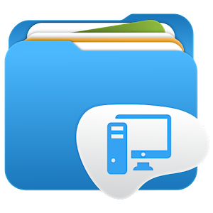 File Manager Computer Style Fast File Sharing 1.5 by 5G Apps Studio logo
