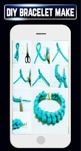 DIY Bracelet Friendship Tutorials Idea Design Home - náhled