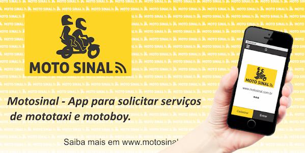 Moto Sinal - Cliente screenshot 3