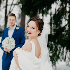 Wedding photographer Nina Zverkova (ninazverkova). Photo of 02.02.2018