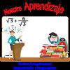 Racionalizar primero el denominador y luego operar APK