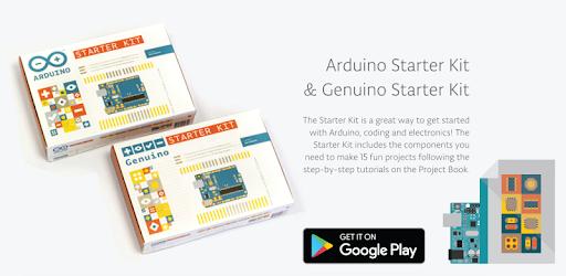 Arduino Starter Kit - Apps on Google Play