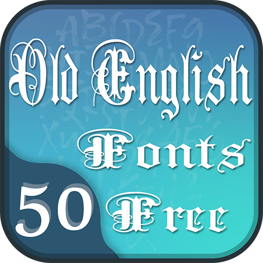 App Insights: 50 Old English Fonts Free | Apptopia
