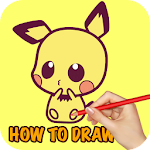 How to Draw Chibi Poke Icon