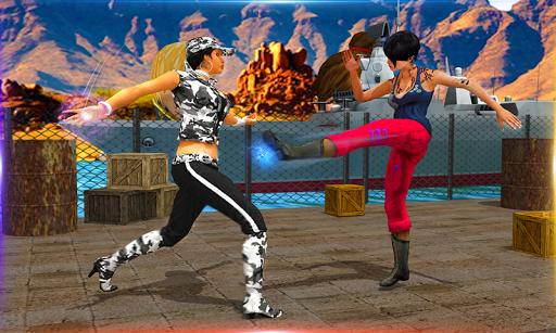 Women Kung Fu Fighting 2.1 screenshots 4