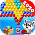 Bubble Shooter Raccoon icon