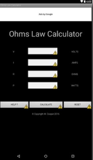 免費下載工具APP|OHM'S LAW CALCULATOR app開箱文|APP開箱王