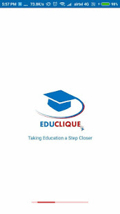 Download Educlique For PC Windows and Mac apk screenshot 1