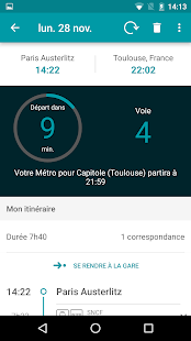 SNCF - náhled