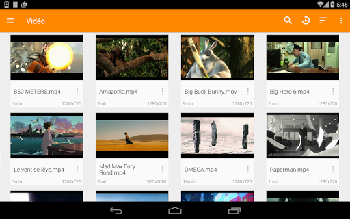VLC for Android screenshot 17