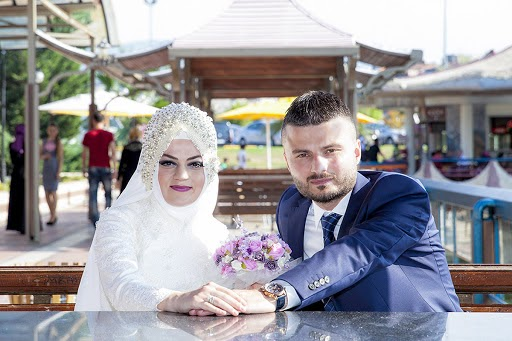 Huwelijksfotograaf Mümin Cift (MuminCift). Foto van 12.03.2018