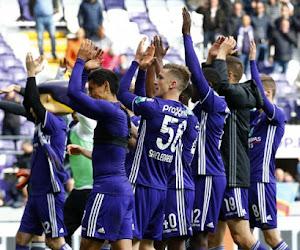 Match amical : Anderlecht revient de loin contre Hambourg, première pour Nasri et Sandler
