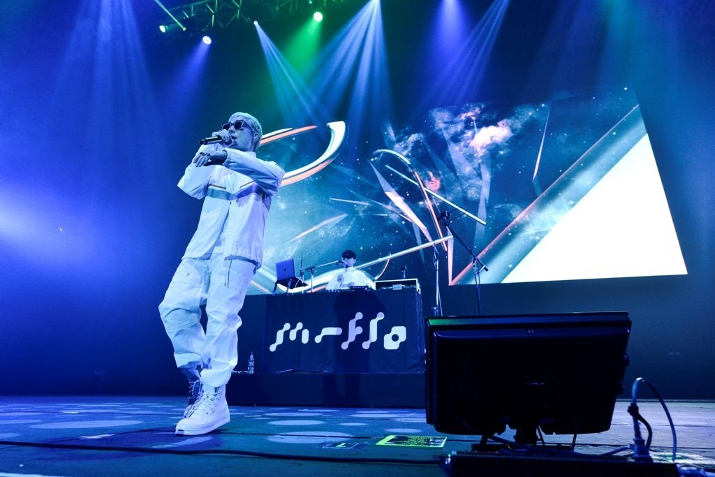 m-flo  COUNTDOWN JAPAN  19/20 跨年後第一棒出演!