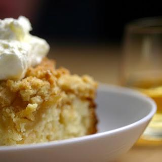 Apple Streusel Cake (apfel Streuselkuchen)