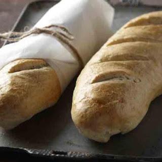 Classic Bread Machine French Bread.