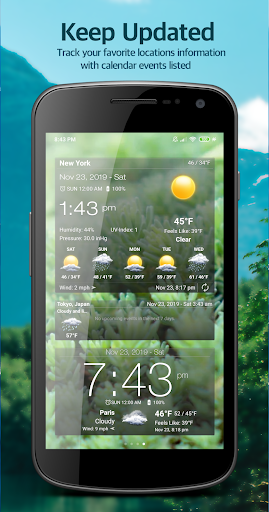 Weather Advanced for Android 1.0.4.6 Screenshots 3