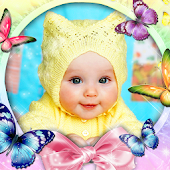 Baby Photo Editor 👼 Cute Frames for Pictures