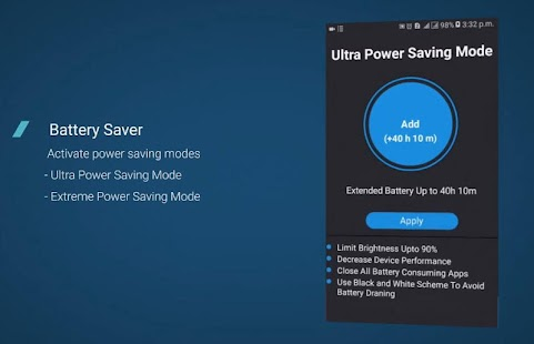 Super Powerful Cleaner Battery Saver Phone Booster - náhled