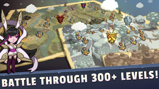 Realm Defense: Epic Tower Defense Strategy Game  screenshots 2