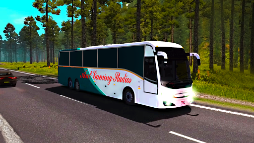 Bus simulator coach bus simulation 3d bus game 1.0 screenshots 2