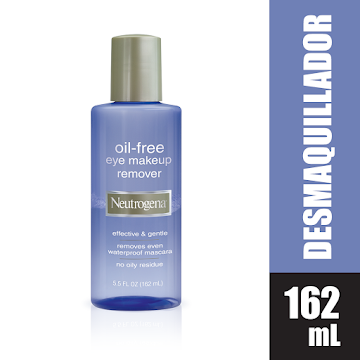 Demaquillante de Ojos NEUTROGENA Oil Free x162ml