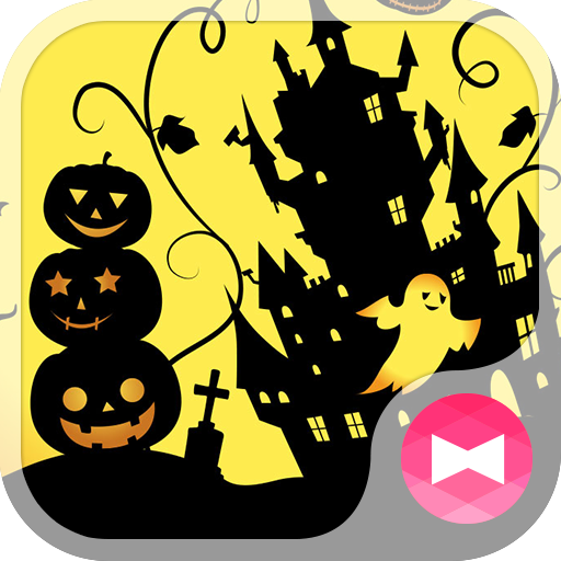 Halloween Theme Spooky Night Icon