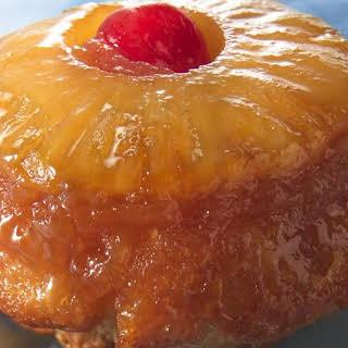 Little Pineapple Upside-Down Cakes.