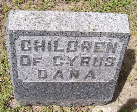Photo: Dana, Children of Cyrus