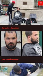 Haircuts 4 Homeless for PC-Windows 7,8,10 and Mac apk screenshot 1