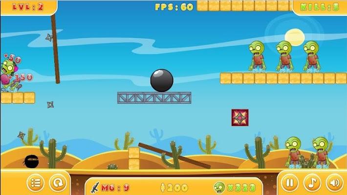 Orange Nya: Zombie Apocalypse - screenshot