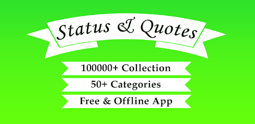 Status and Quotes Collection ! - Apps on Google Play