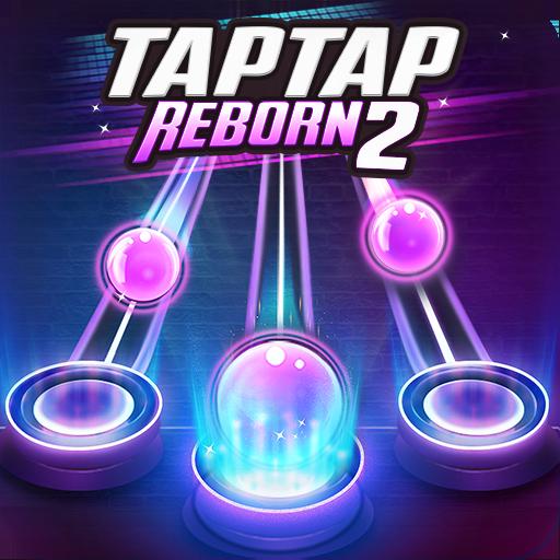 Tap Tap Reborn 2: Pop Songs Rhythm Music Game Icon