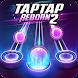 Tap Tap Reborn 2: 人気曲リズムゲーム